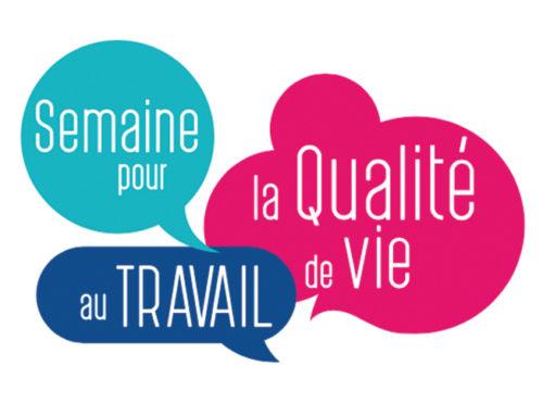 Participez à la Semaine pour la Qualité de Vie au Travail #SQVT2020