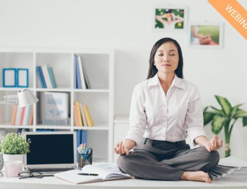 Ateliers méditation pleine conscience en webinaire