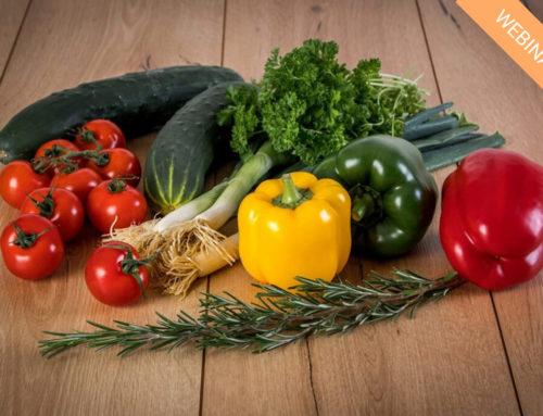 Conférence Nutrition en webinaire